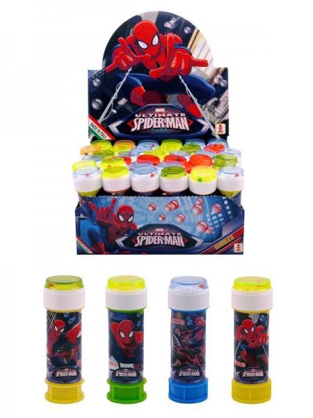 Seifenblasen Spiderman