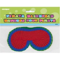 Piñata- Augenbinde, 1 Stk.
