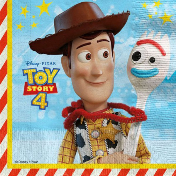 Servietten Toy Story 4