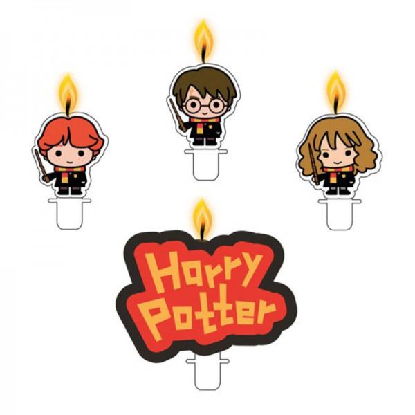 Geburtstagskerzen Harry Potter
