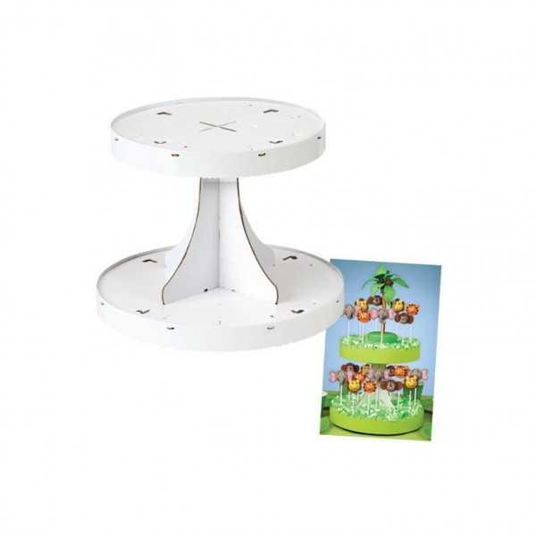 cake pop etagere junior. Black Bedroom Furniture Sets. Home Design Ideas