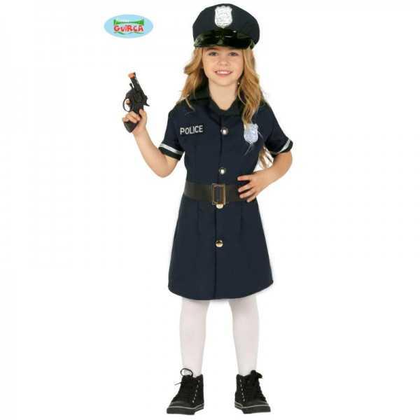 Kostüm Polizistin