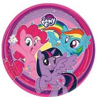 Teller My Little Pony, 8 Stk.