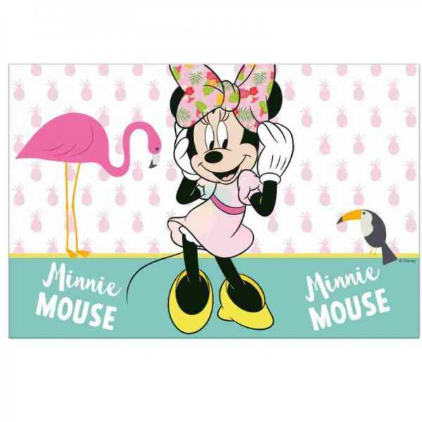 Girlande Minnie Maus Tropical