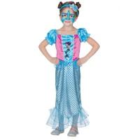 Kostüm Meerjungfrau Bubbles