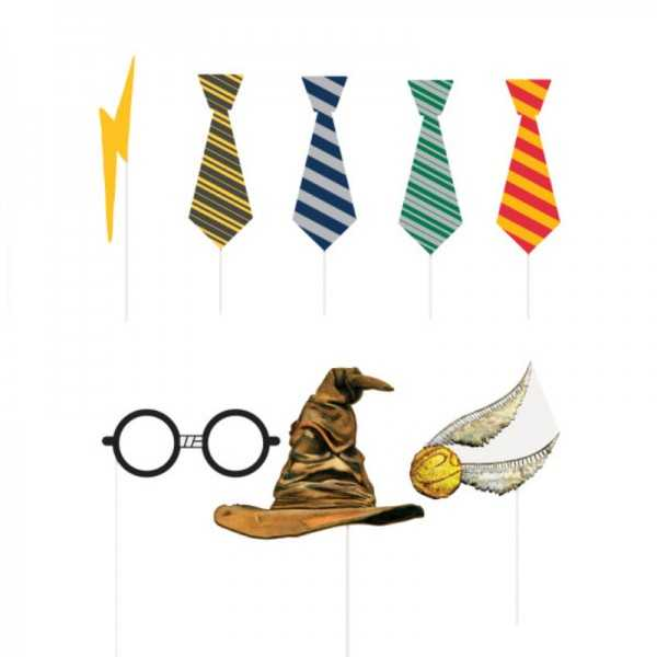 Photobooth Set Harry Potter
