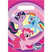Partytüten My Little Pony, 8 Stk.