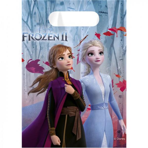 Partytüten Frozen 2 / Die Eiskönigin, 6 Stk.
