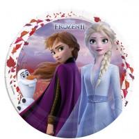 Teller Frozen 2 / Die Eiskönigin, 8 Stk.