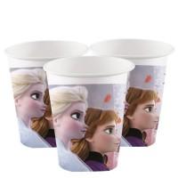 Becher Frozen 2 / Die Eiskönigin, 8 Stk.