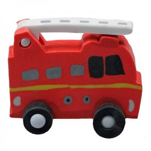 Radiergummi Feuerwehrauto