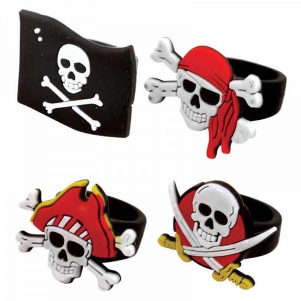 Fingerring Pirat