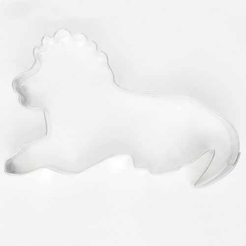 Ausstechform Löwe