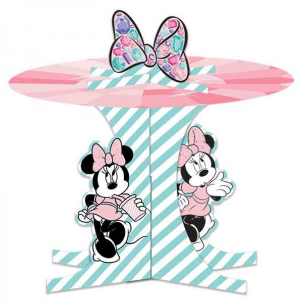 Cupcake Ständer Minnie Maus Perle, 1 Stk