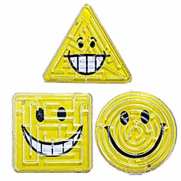 Labyrinth-Geduldspiele Smiley