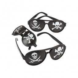 Sonnenbrillen Pirat, 1 Stk.