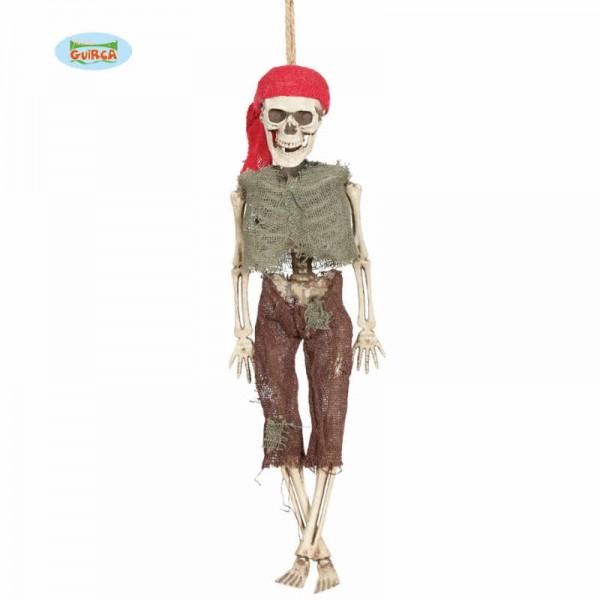 Piraten-Skelett 40 cm