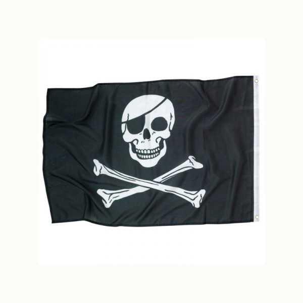 Flagge Pirat, 1 Stk