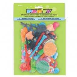 Mega Pinata-Füllung Spielzeug, 64-teilig