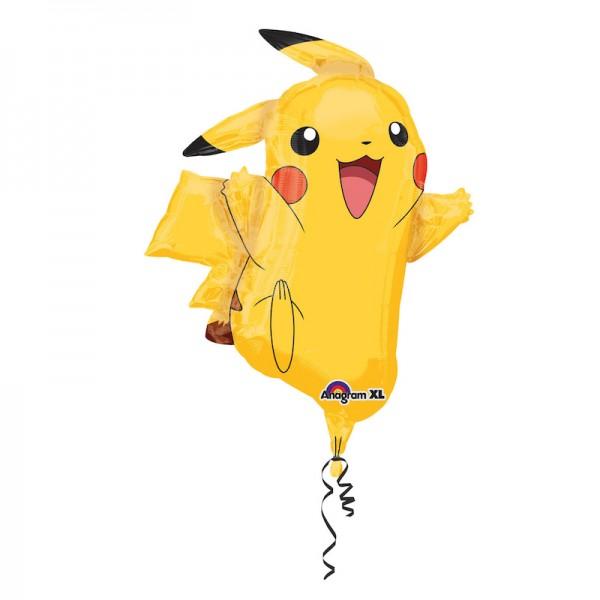 Folienballon Pikachu Pokémon