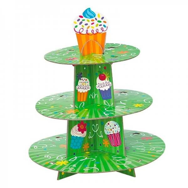 Etagere Cupcake Party