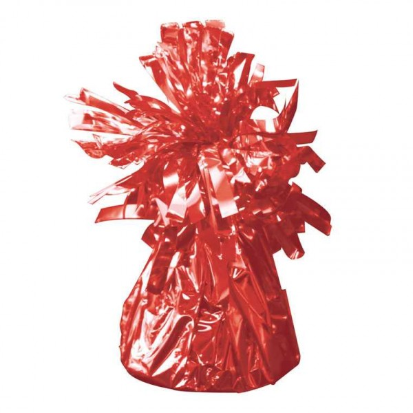 Ballongewicht rot, 1 Stk.