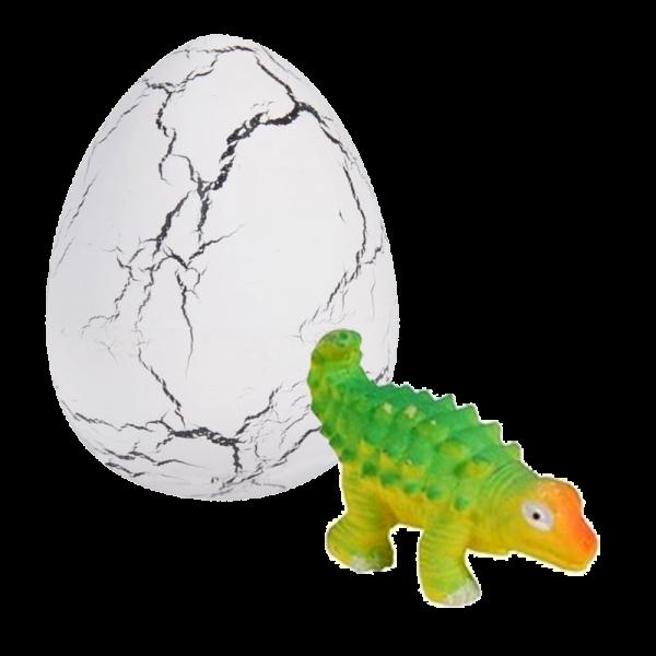 Dino Ei - wachsender Dino, 1 Stk.