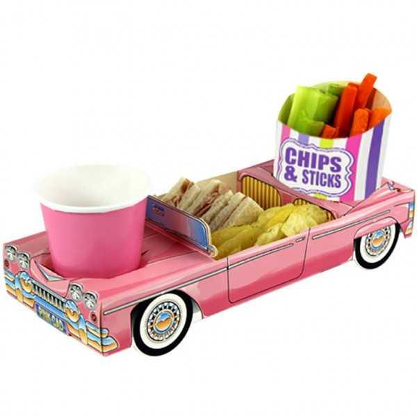 Schale Cadillac pink, 1 Stk