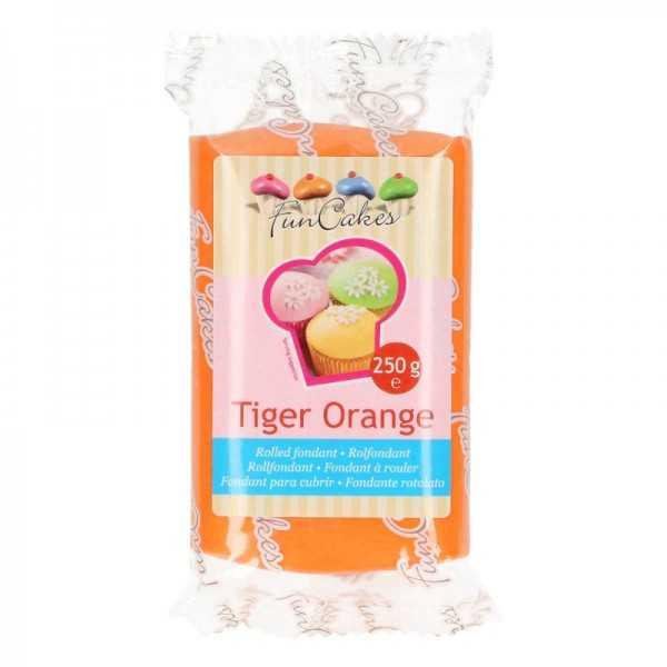 Rollfondant Orange, 250g