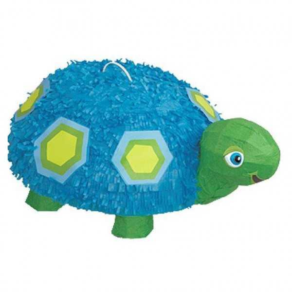 Piñata Schildkröte