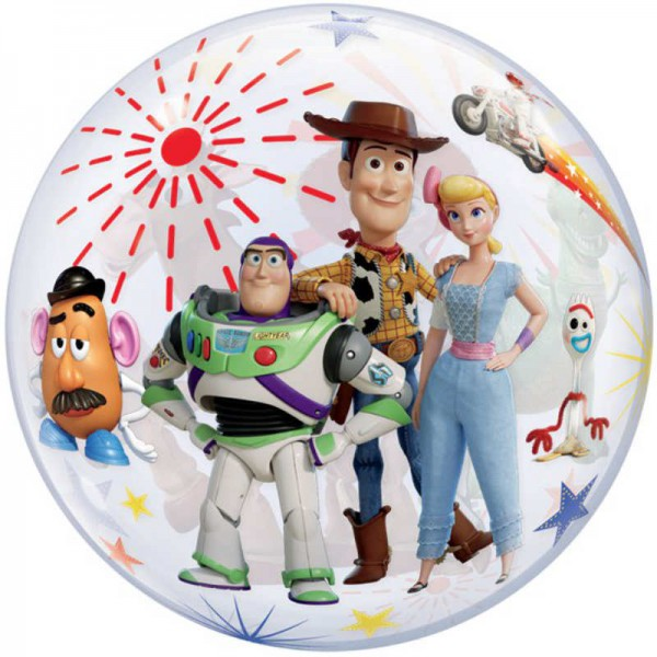 Bubble Ballon Toy Story 4