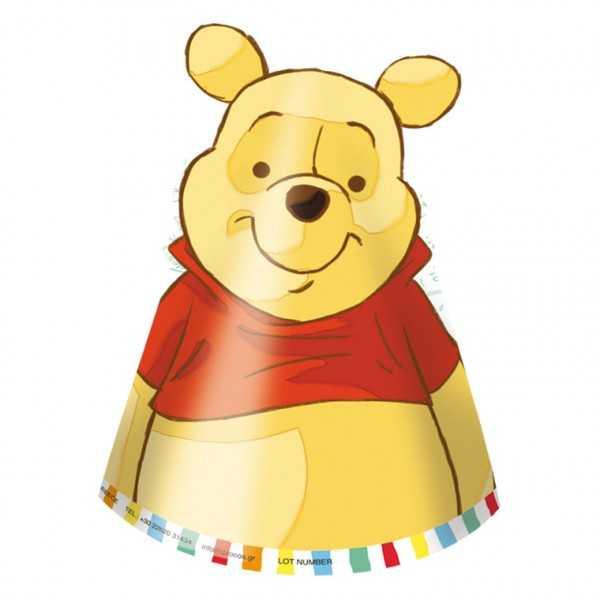 Partyhüte Winnie Sweet Tweets