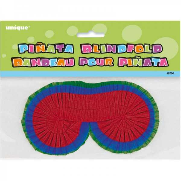 Pinata- Augenbinde, 1 Stk