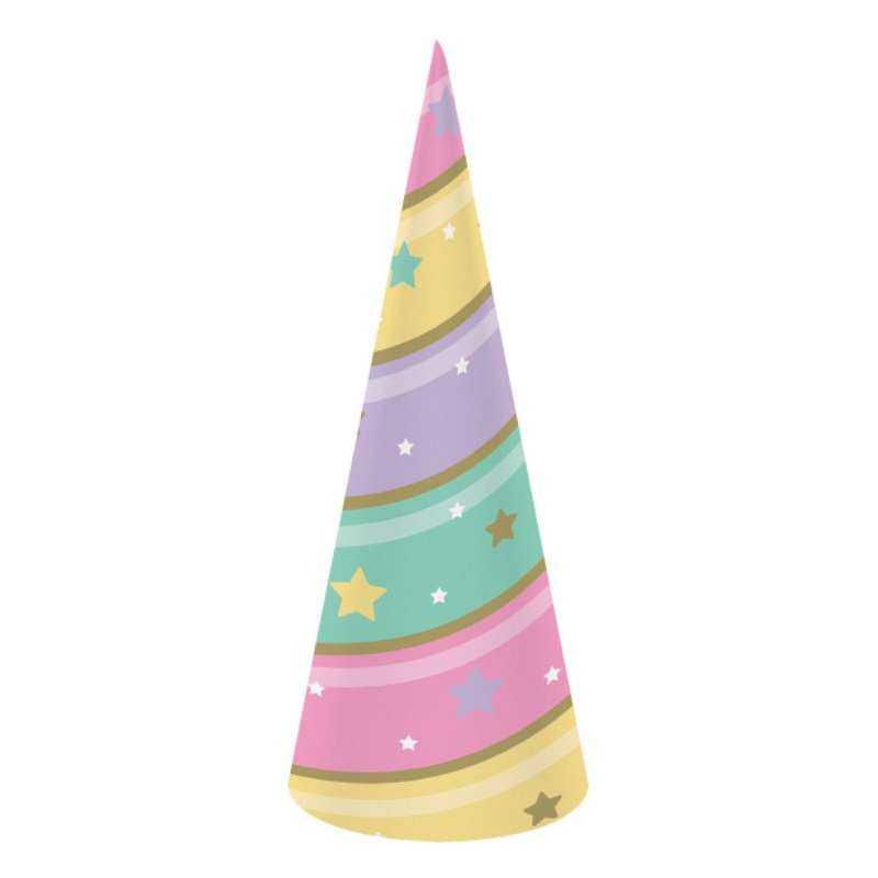 partyhüte goldenes einhorn  juniorpartyshopch