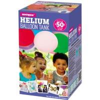 Heliumflasche für 50 Ballone