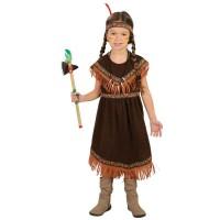 Kostüm Indianerin 10. Dez